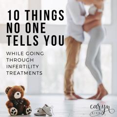 Caryn Rich 10 things no one tells you