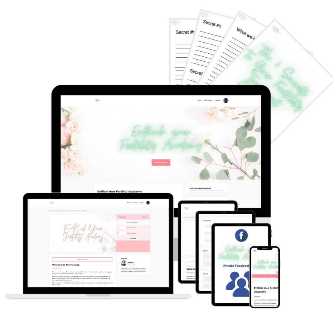 Caryn Rich Digital Course